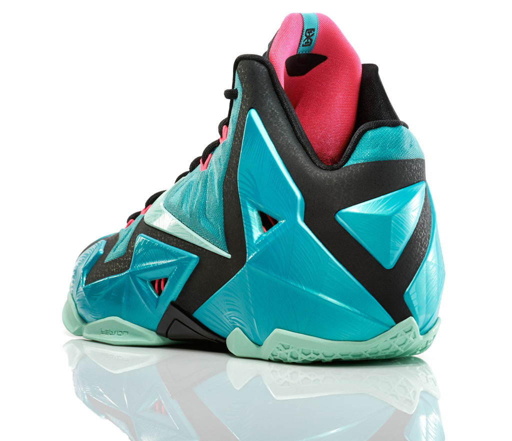 Nike LeBron XI 11 South Beach (3)