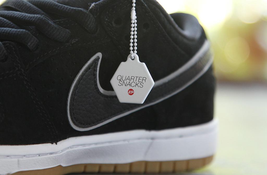 Nike Sb Dunk Low Quartersnacks