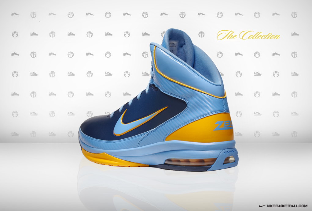 Nike Air Max Hyped Zach Randolph Away Player Exclusive