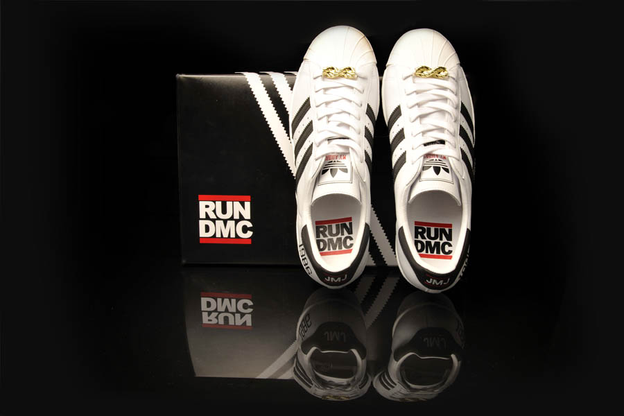 "adidas Originals Superstar 80s - Run DMC ""My adidas"" 25th Anniversary 15"