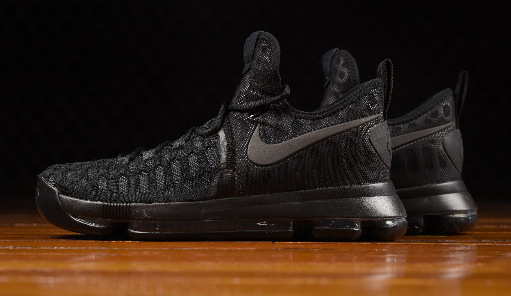 hot sale online be4d7 6b569 Triple Black KD 9s · Nike KD 9 ...