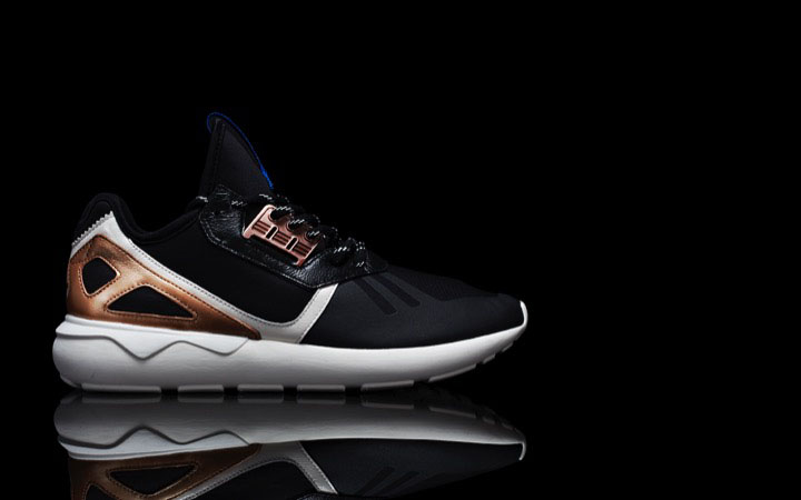 Adidas Tubular Gold Trim Pack