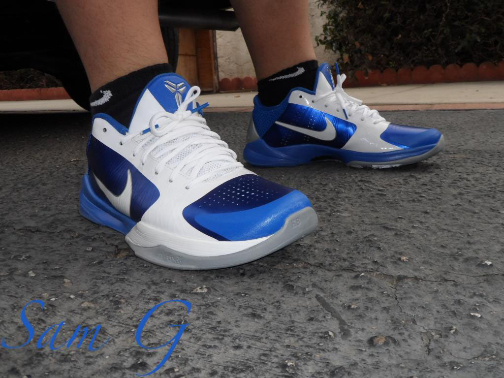 Spotlight // Forum Staff Weekly WDYWT? - 11.16.13 - Nike Zoom Kobe 5 TB by lashoecollector
