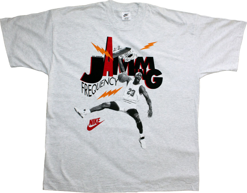 afb7a0d4c04 Vintage Michael Jordan T-Shirt Collection | Sole Collector