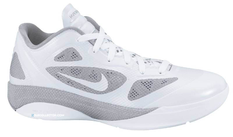 Color  White Varsity Red-Varsity Royal Style  454137-103. Nike Zoom Hyperfuse  2011 Low ... 47a2280a59