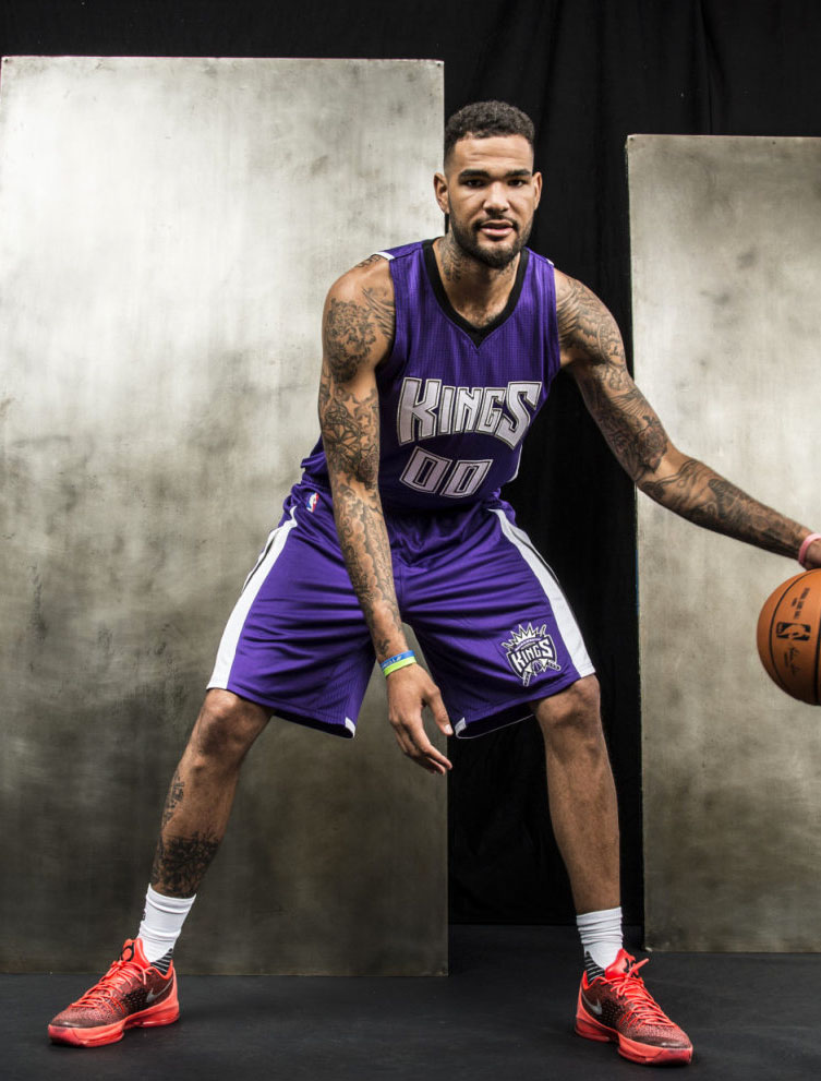 the best attitude 8a73c f37a0 ... purchase willie cauley stain wearing the v8 camaro nike kd 8 2af17 6c090
