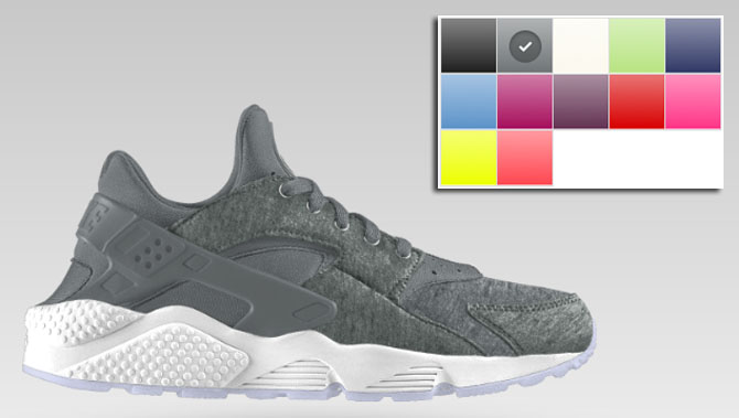 The 10 Best Sneakers You Can Customize Yourself Right Now