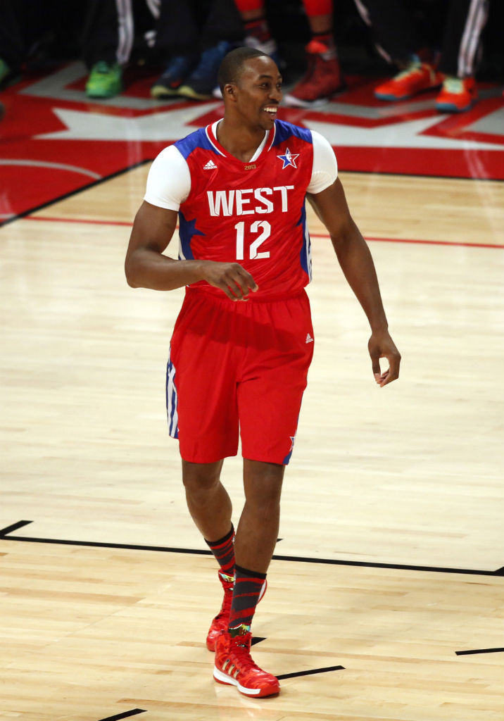 Dwight Howard wearing adidas D Howard Light All-Star (1)