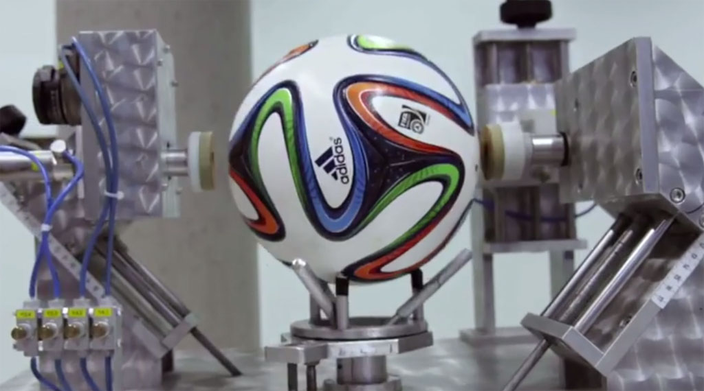 adidas Soccer Captures Brazuca's Journey to the World Cup