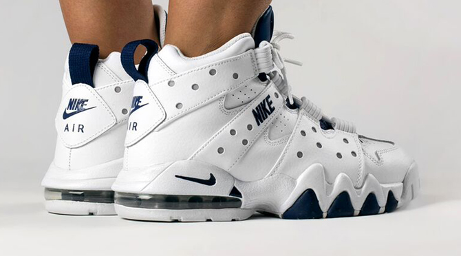 dcc0901fda Nike Made This Air Max2 CB94 Just for Kids | Sole Collector