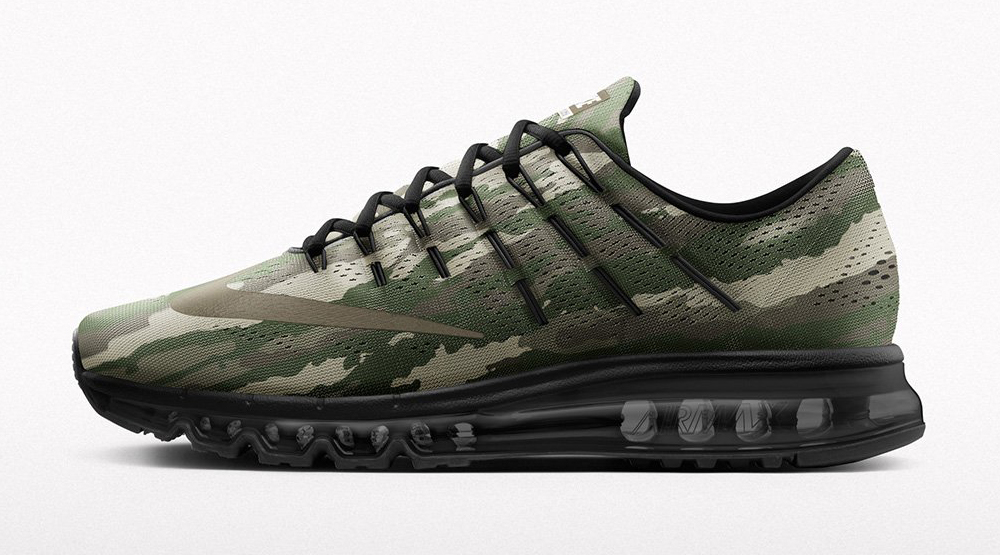 Nike Air Max 2016 Legerprint