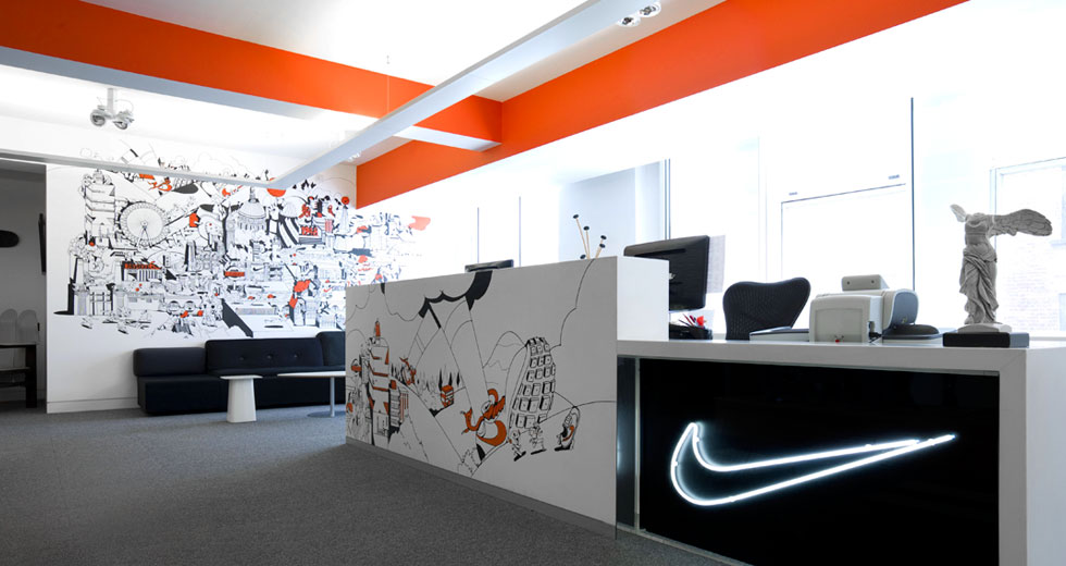 Where can i get info on Job Satisfaction of NIKE employees?