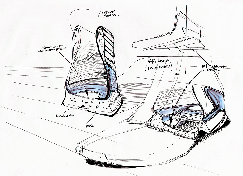 adidas adiZero Crazy Light 2 Sketch (1)