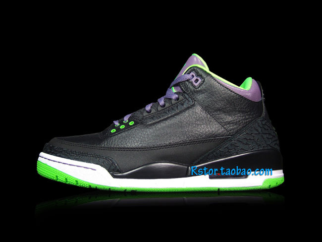 cheaper b3404 47524 Air Jordan Retro 3 - Joker | Sole Collector