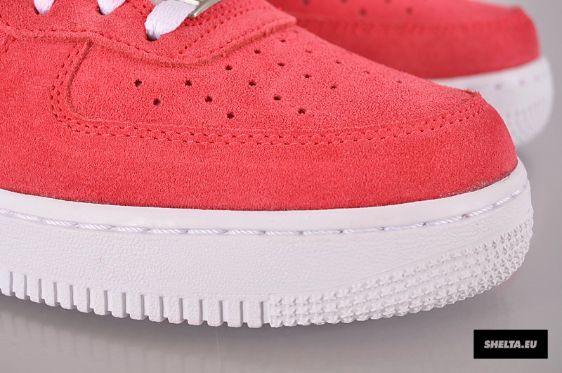 NSW Air Force 1 Mid Fusion Red | Sole Collector