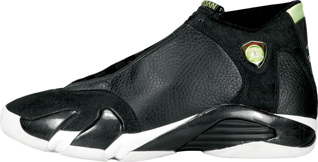nike shox cognescenti lea - Air Jordan 14 Indiglo Oxidized Green 2016 | Sole Collector