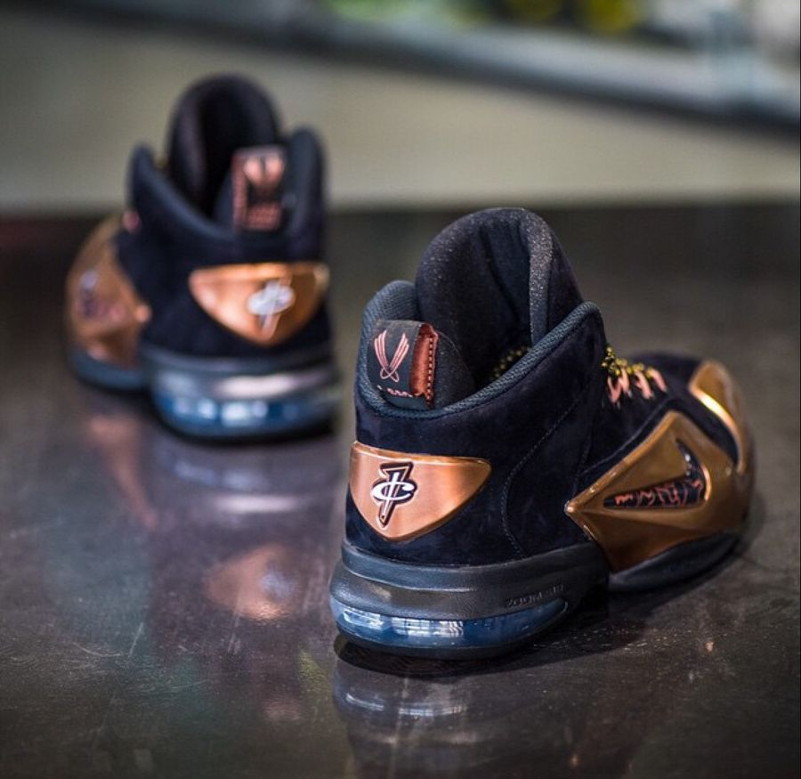 Nike Air Penny 6 Copper Release Date (4)