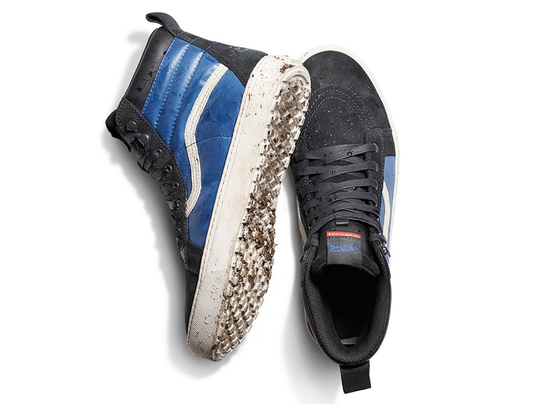 north face vans shoes