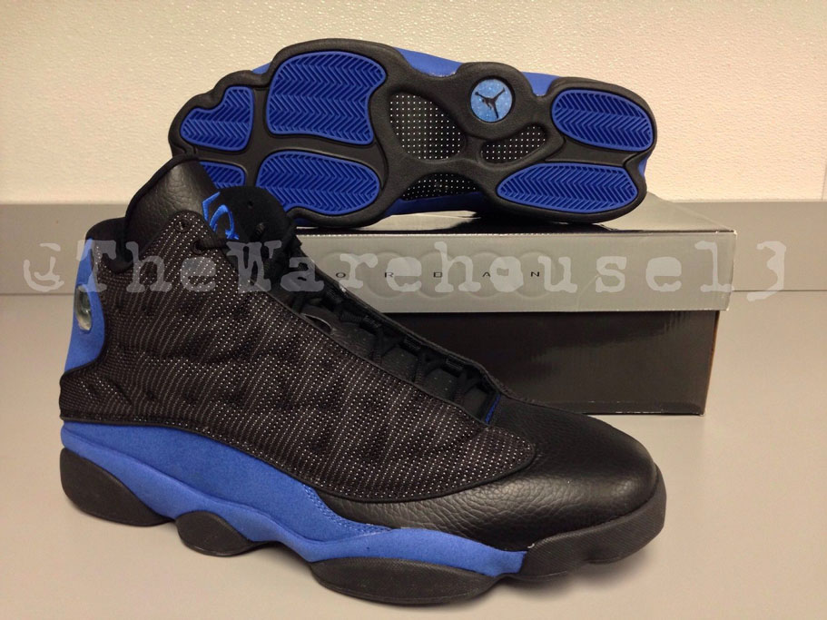 sale retailer a09db 4f4e6 Quentin Richardson s Air Jordan XIII 13 Orlando Magic Away PE