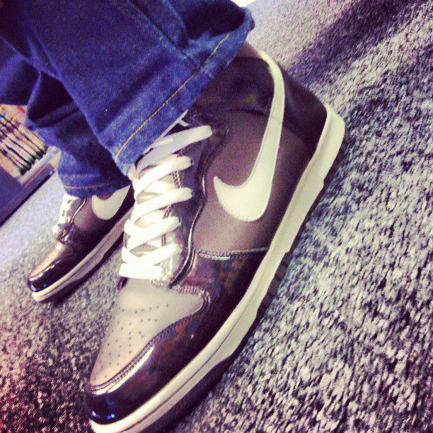 Spotlight // Forum Staff Weekly WDYWT? - 8.17.13 - Nike Dunk Hi Woodgrain by goldenchil9389
