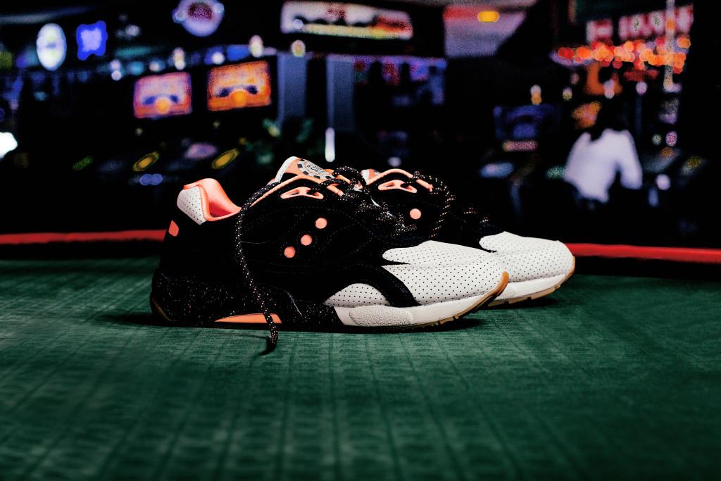 Feature Sneaker Boutique x Saucony G9