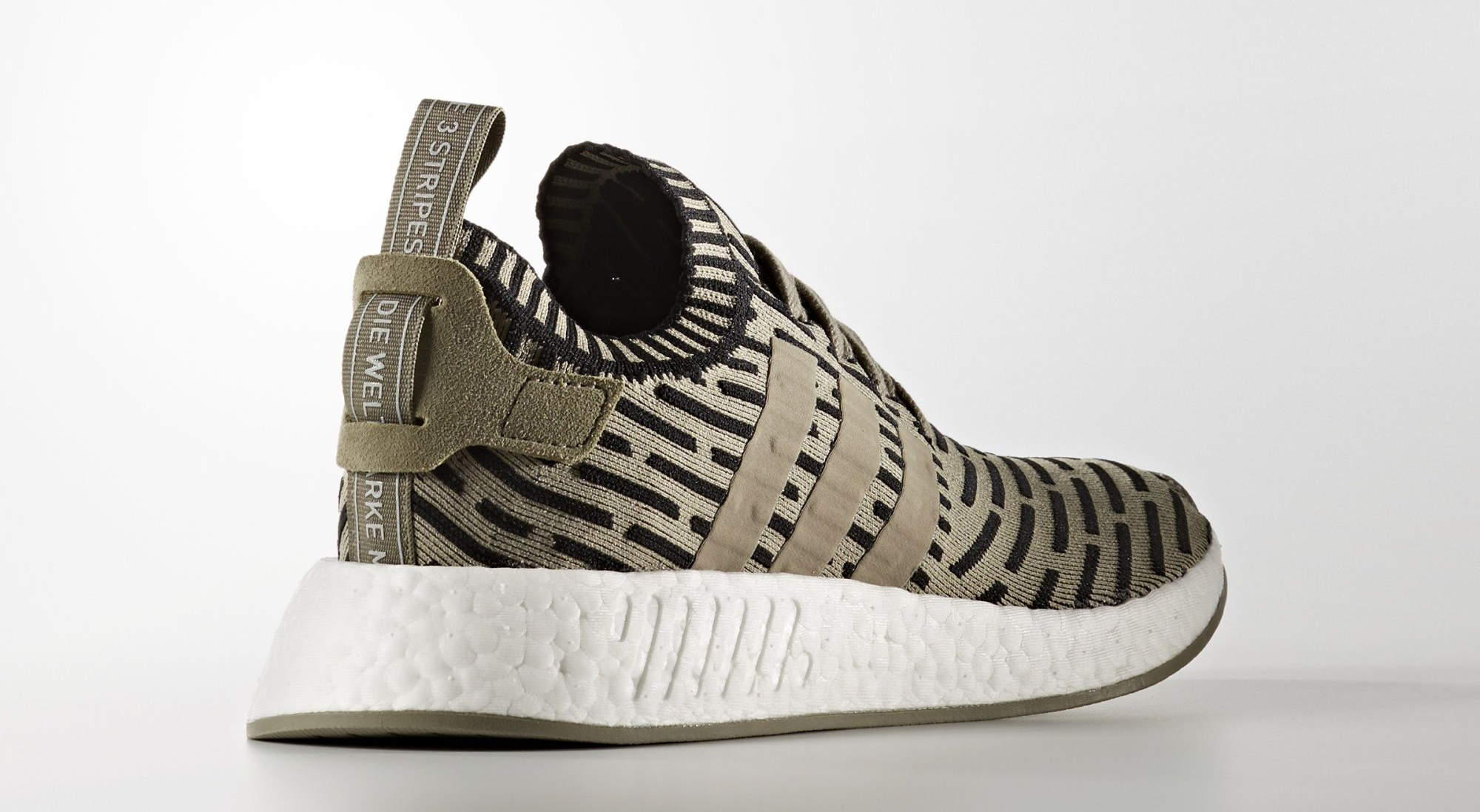 The adidas NMD R2 Gets Two More Colorways hubwav