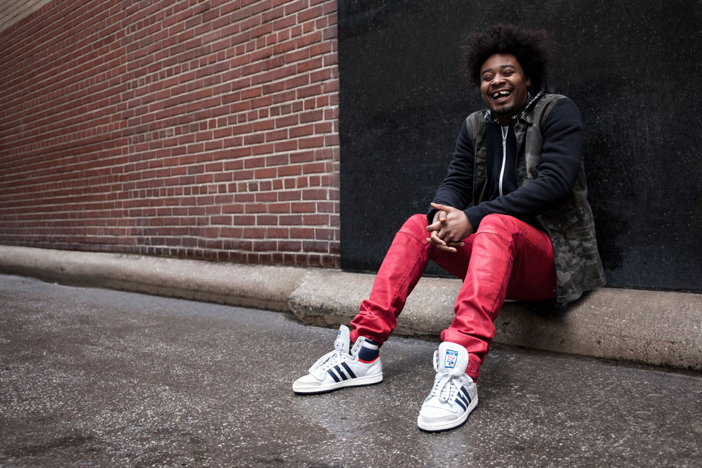 Danny Brown Speaks on the Importance of the adidas Originals Top Ten (4)
