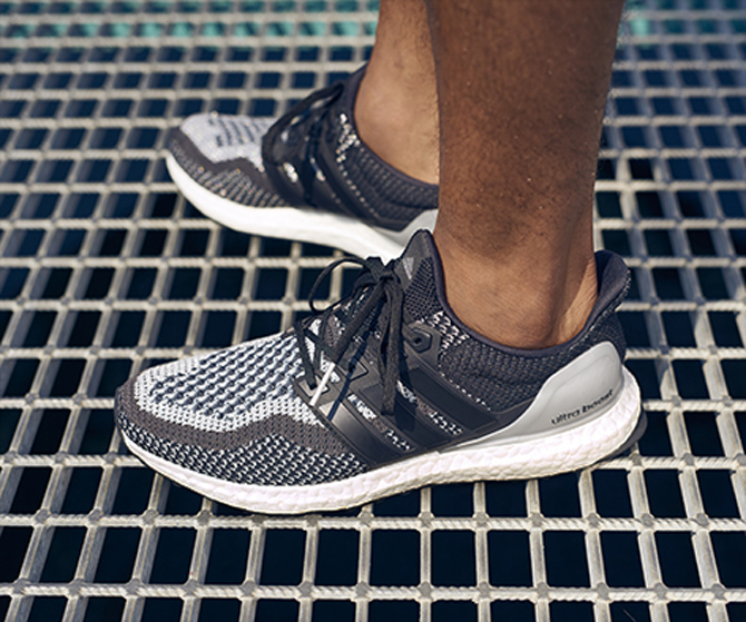 Adidas Ultra Boost Medal Pack Silver