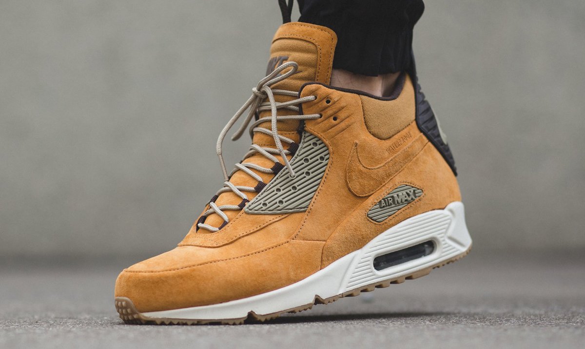 air max 90 sneakerboot winterized