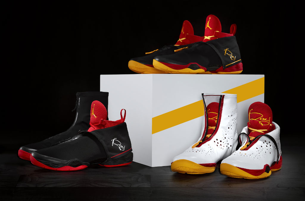 Air Jordan XX8 Ray Allen Playoff Player Exclusives PE