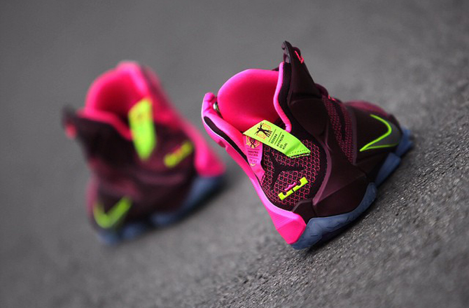 72677e05d34 How to Buy the Nike LeBron 12  Double Helix  on Nikestore
