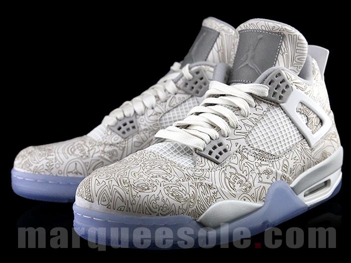 Ice Bottom Jordans