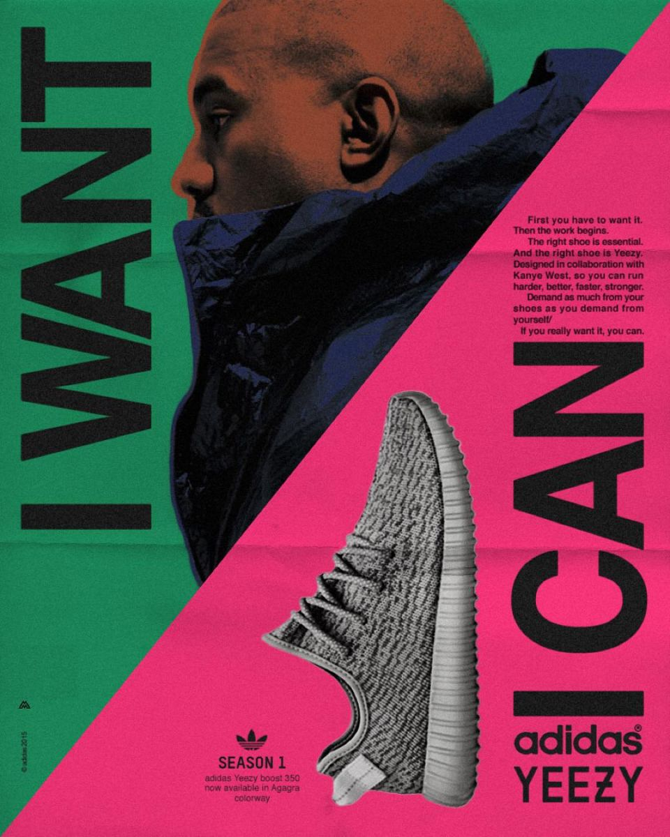 Here S How Kanye West Would Have Sold Sneakers For Adidas In Decades Past Sole Collector