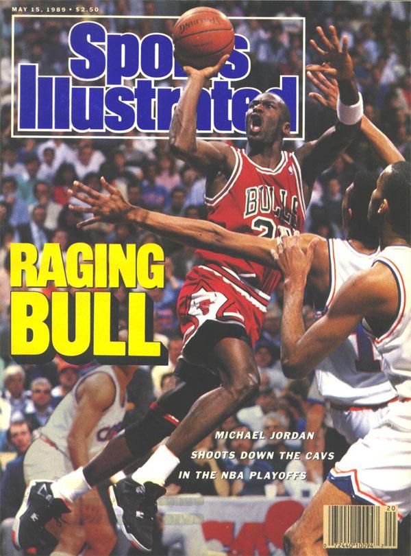 Michael Jordan Wearing Air Jordans