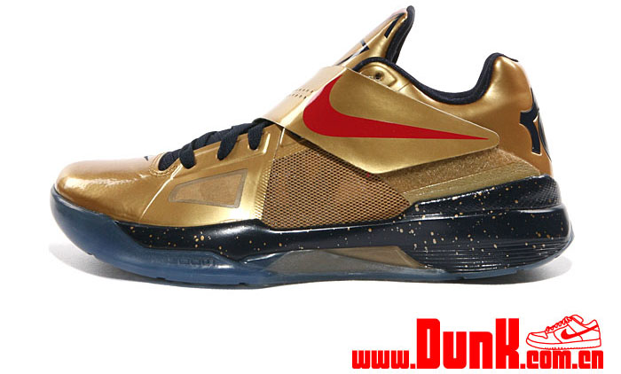 wholesale dealer f69f0 1e557 Nike Zoom KD IV 4 Gold Medal 473679-702 (1)