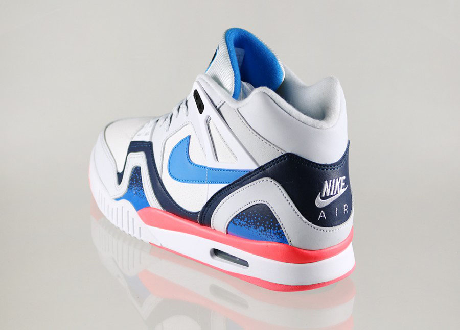 Nike Air Tech Challenge II White/Photo Blue-Pure Platinum-Metallic Navy (3)