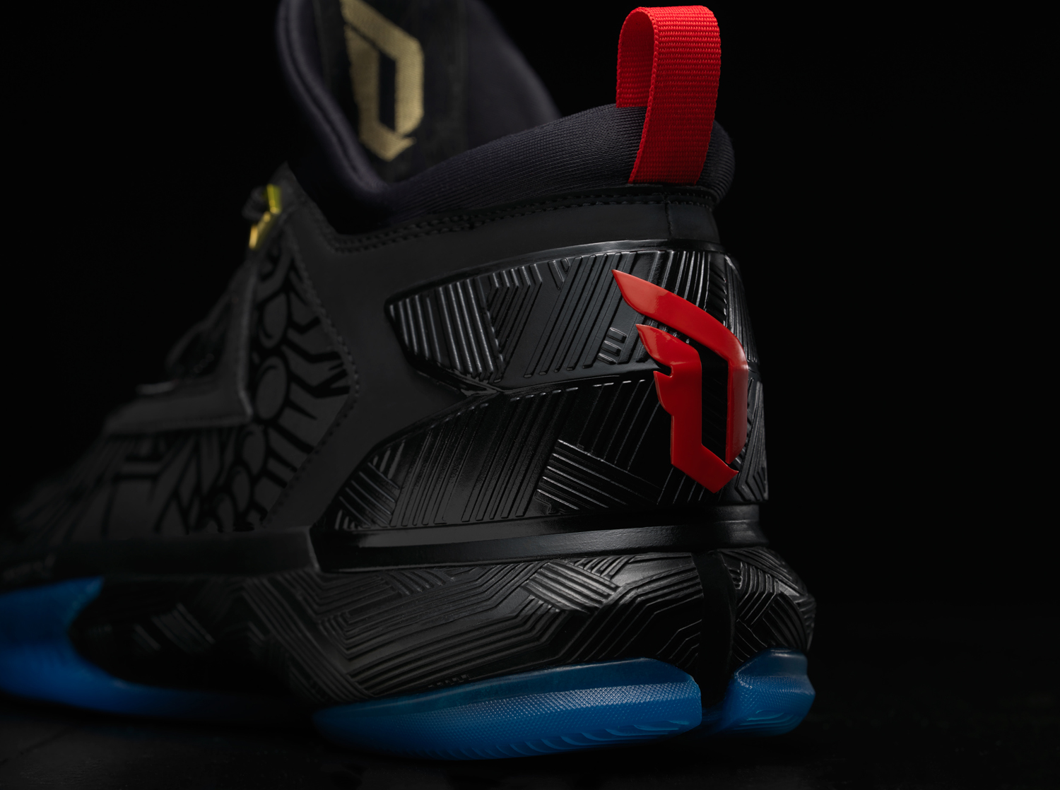 Adidas Basketball Rings in Chinese New Year via 'Fire Monkey