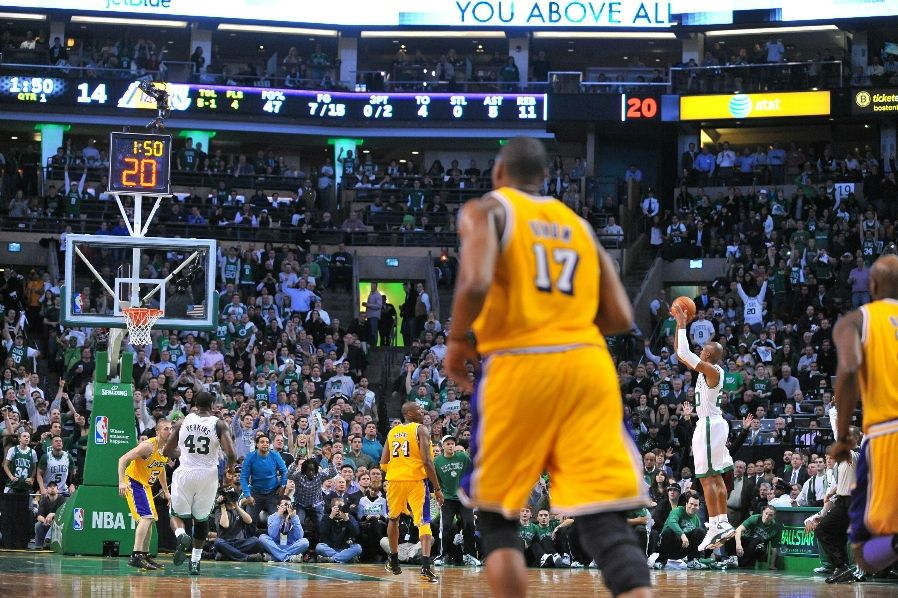 97bf6503257958 Sneaker Watch  Ray Allen Shoots His Way Into The Hall of Fame
