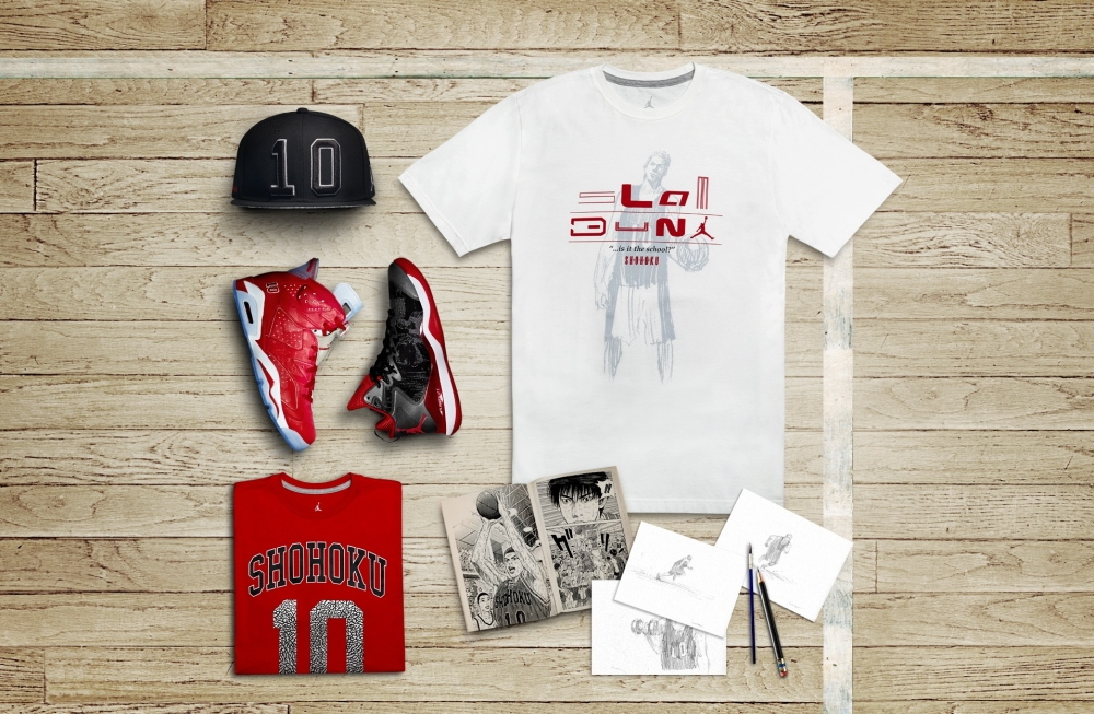 """Air Jordan """"Slam Dunk"""" Pack Official Images 