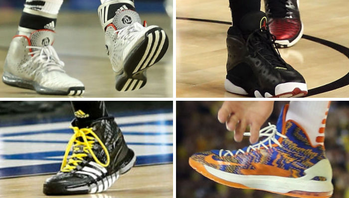 Sneaker Watch // 2013 NCAA Final Four