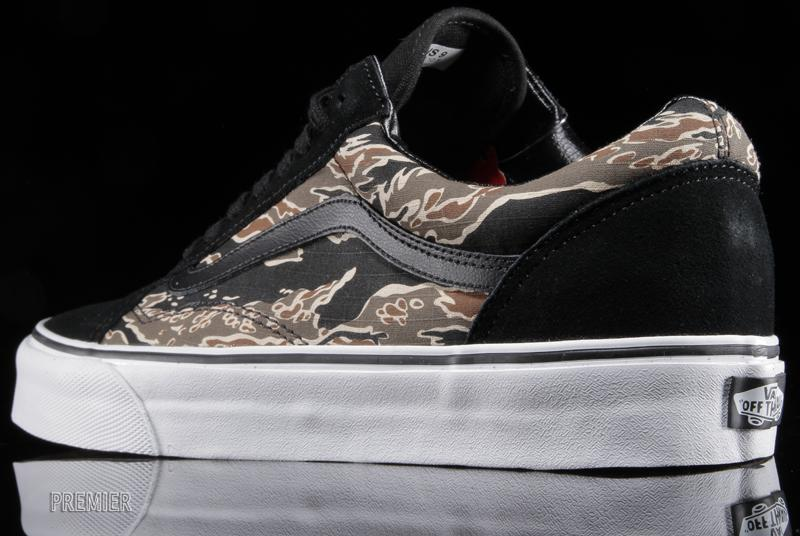 e1a621f314 Vans Old Skool  Tiger Camo