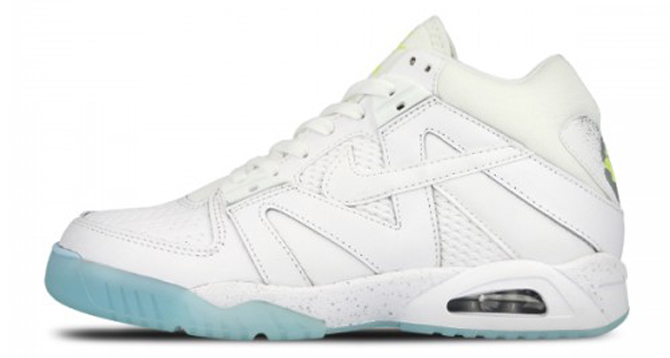 Nike Adds Ice to the Air Tech Challenge 3   Sole Collector