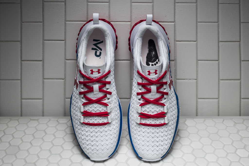 Under Armour Olympic Architech Customs for Michael Phelps.
