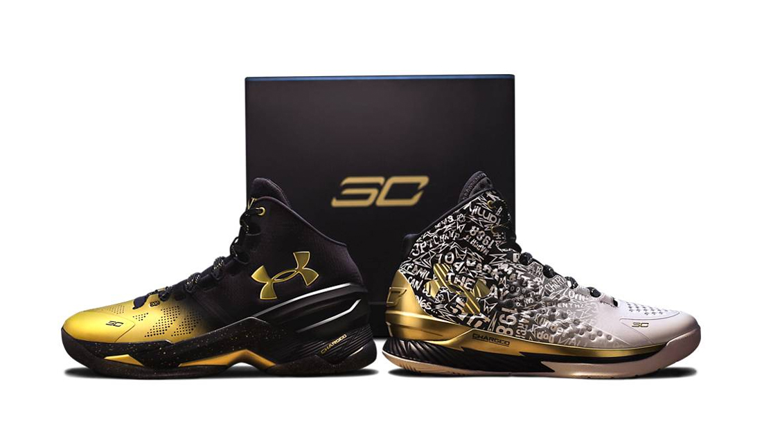 Under Armour Curry