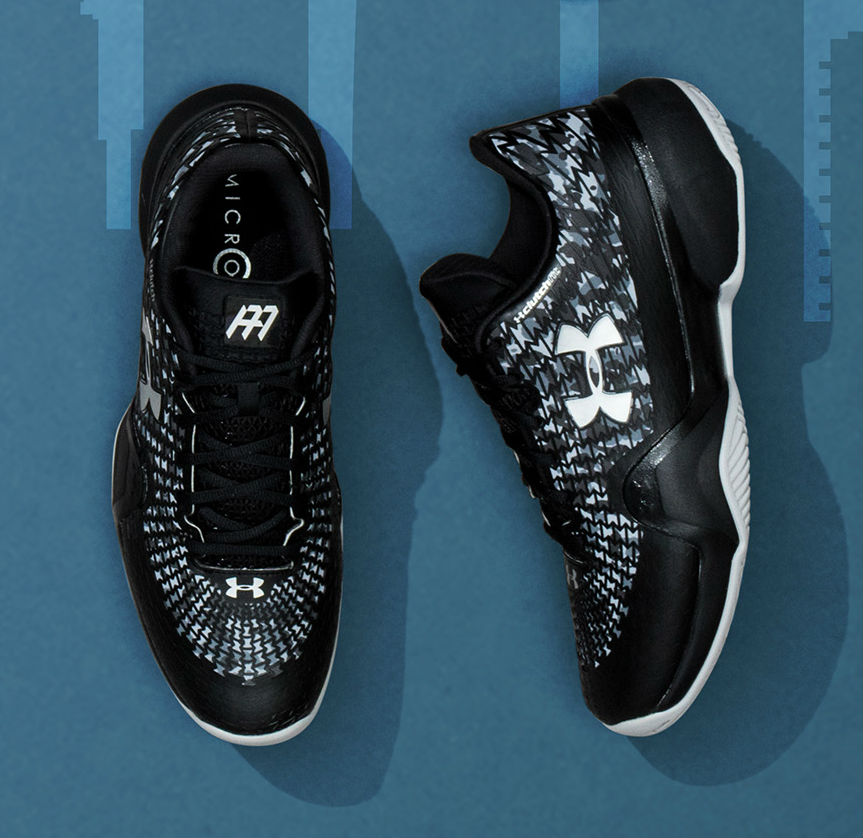 3d72df22e27 Under Armour Pursuit Andy Murray US Open Black
