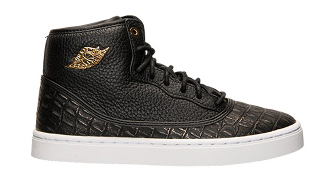 Jordan Jasmine Black Gold White
