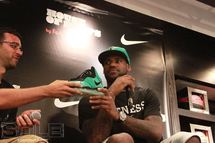 LeBron and KD's Next Nike Shoes Launch in June