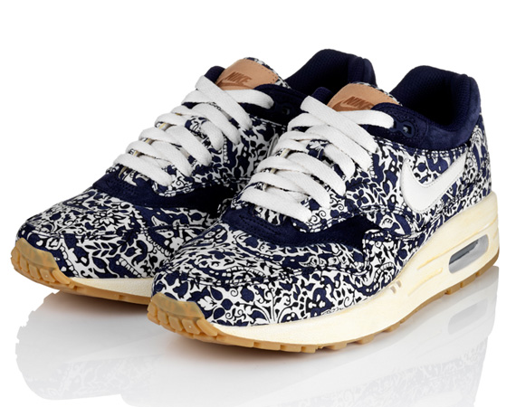 huge selection of 21cda 598e4 The Nike Sportswear x Liberty Air Max 1 drops at select Nike Sportswear  retailers on April 2.