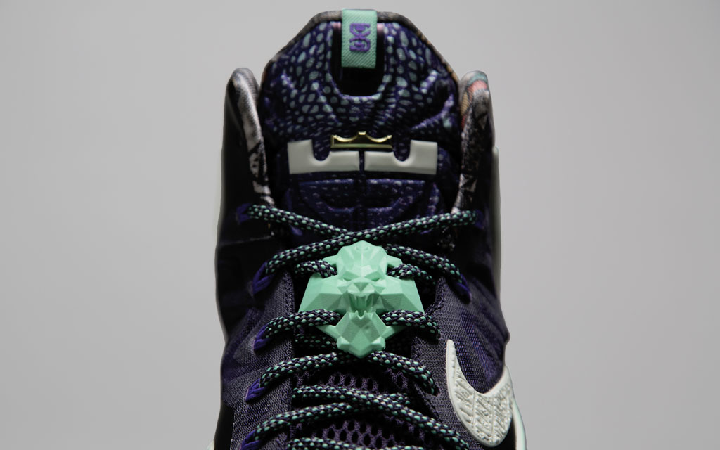 Nike Basketball NOLA Gumbo League All-Star Collection: LeBron 11 Gator King (3)