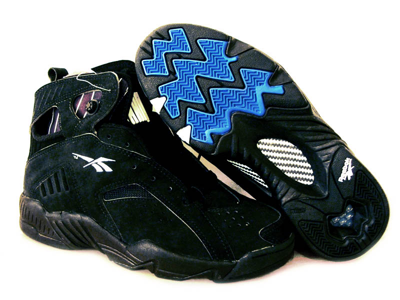 90s reebok basketball shoes